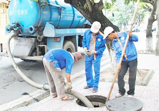 Dịch vụ hút hầm cầu Xuân Lộc uy tín nhất hiện nay