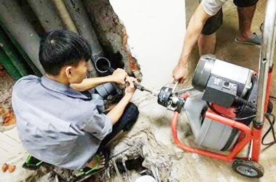 Tìm hiểu dịch vụ thông cống nghẹt Nhơn Trạch – tỉnh Đồng Nai